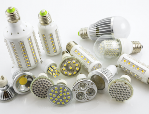 LED & HVAC ENERGY SAVINGS